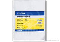 Файл А4 Economix прозр. 40мкм. 31107 (100шт.)