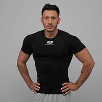 Компресс футболка SportFaza Black спорт фаза