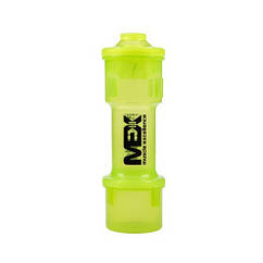 Шейкер спортивный MEX Nutrition MultiLime (500 мл)