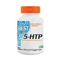 Витамины Doctors BEST Best 5-HTP 100 mg (60 капс) доктор бест  5-аштп