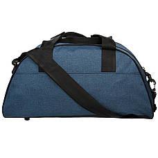 Дорожно-спортивная сумка Wallaby малая 44х28х20 полиэстер  в 213син, фото 2