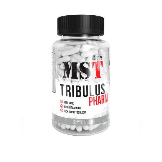 Трибулус террестрис MST Sport Nutrition Tribulus Pharm (90 капс) мст