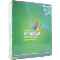Microsoft Windows XP Home Rus SP1, OEM (N09-00714)