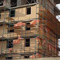 Риштування (ліса) будівельні штирові 200 кв.м. оренда київ