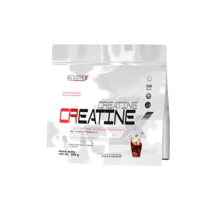 Креатин моногидрат Blastex Creatine Xline (200 г) бластекс cola