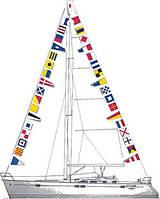 Флаги морские
