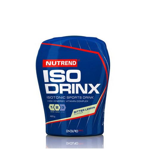 Изотоник Nutrend IsoDrinx (420 г) нутренд fresh apple