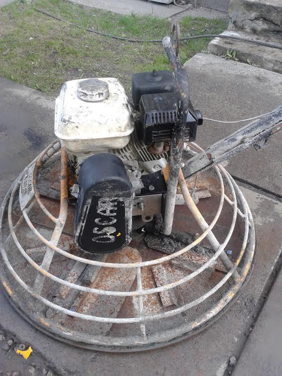 Машина заглаживающая Oscar P 900 B