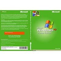 Microsoft Windows XP Домашняя SP2 Русская OEM (N09-02053) поврежденная упаковка