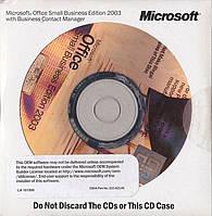Microsoft Office 2003 Для малого бизнесса Русский OEM (W87-00934) поврежденная упаковка