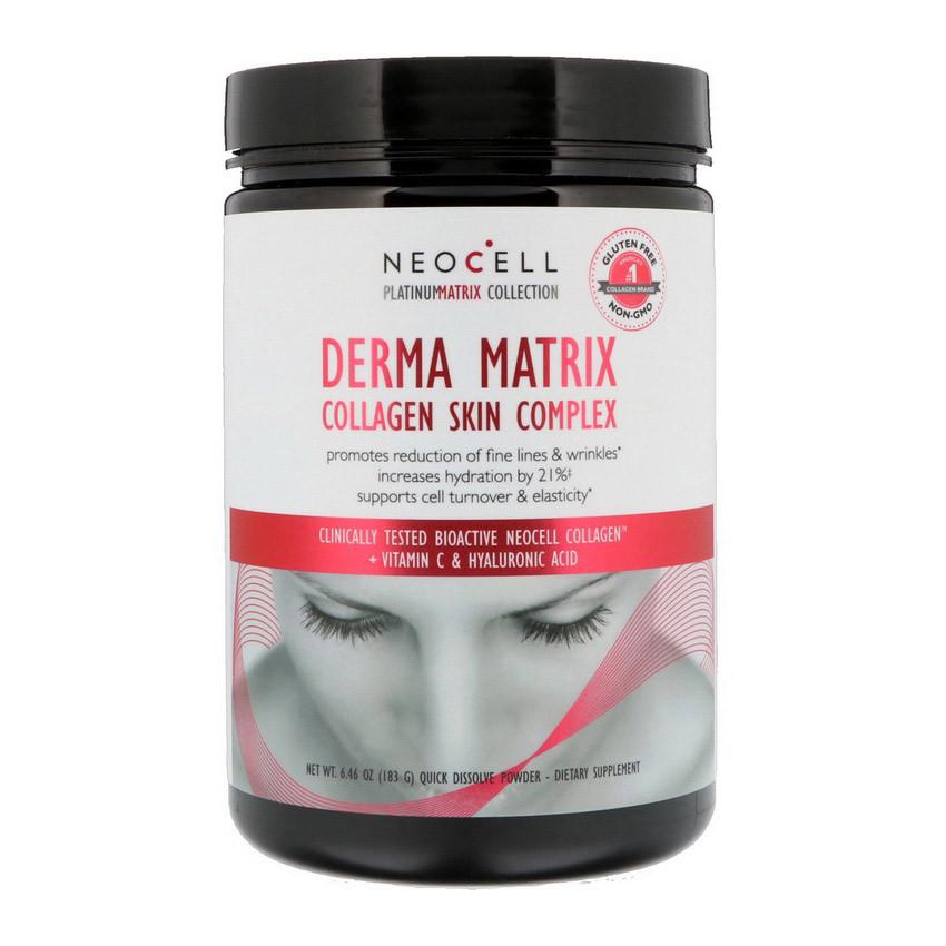Коллаген NeoCell Derma Matrix Collagen Skin Complex (183 г) неоселл дерма матрикс коллаген скин комплек