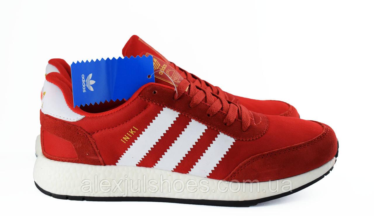 49726eb5 Мужские кроссовки Adidas Iniki Runner Red, цена 1 199 грн., купить в ...