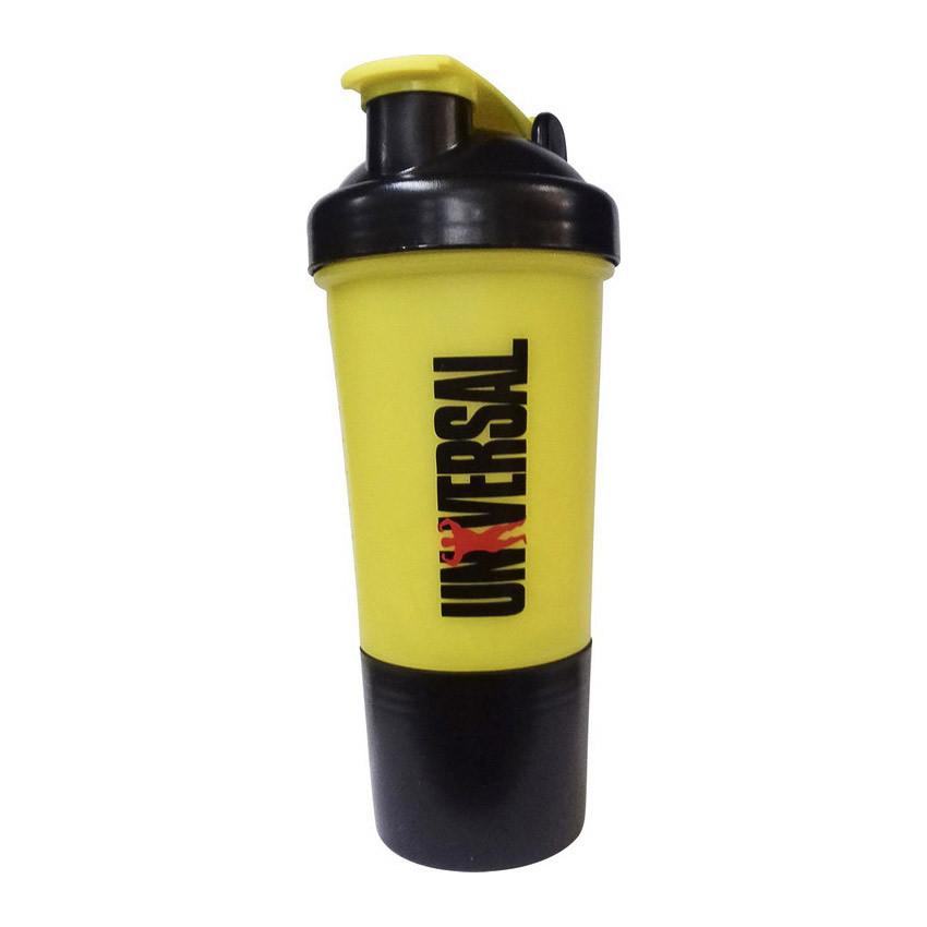 Шейкер спортивный Universal Nutrition Premium X2 (500 мл)