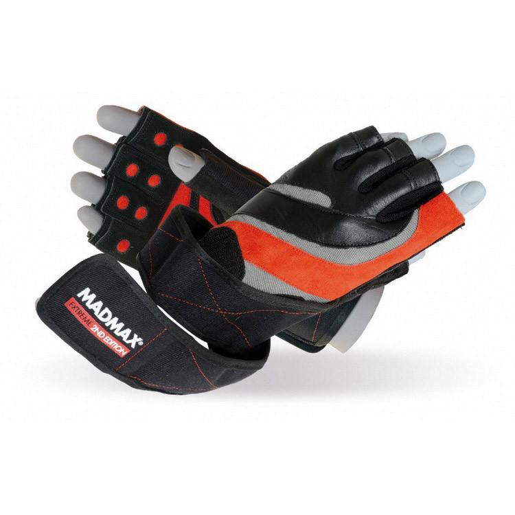 Перчатки в зал для фитнеса Mad Max Extreme 2nd Gloves MFG-568 мэд макс экстрим