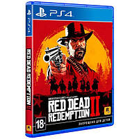 Игра PS4 Red Dead Redemption 2 для PlayStation 4