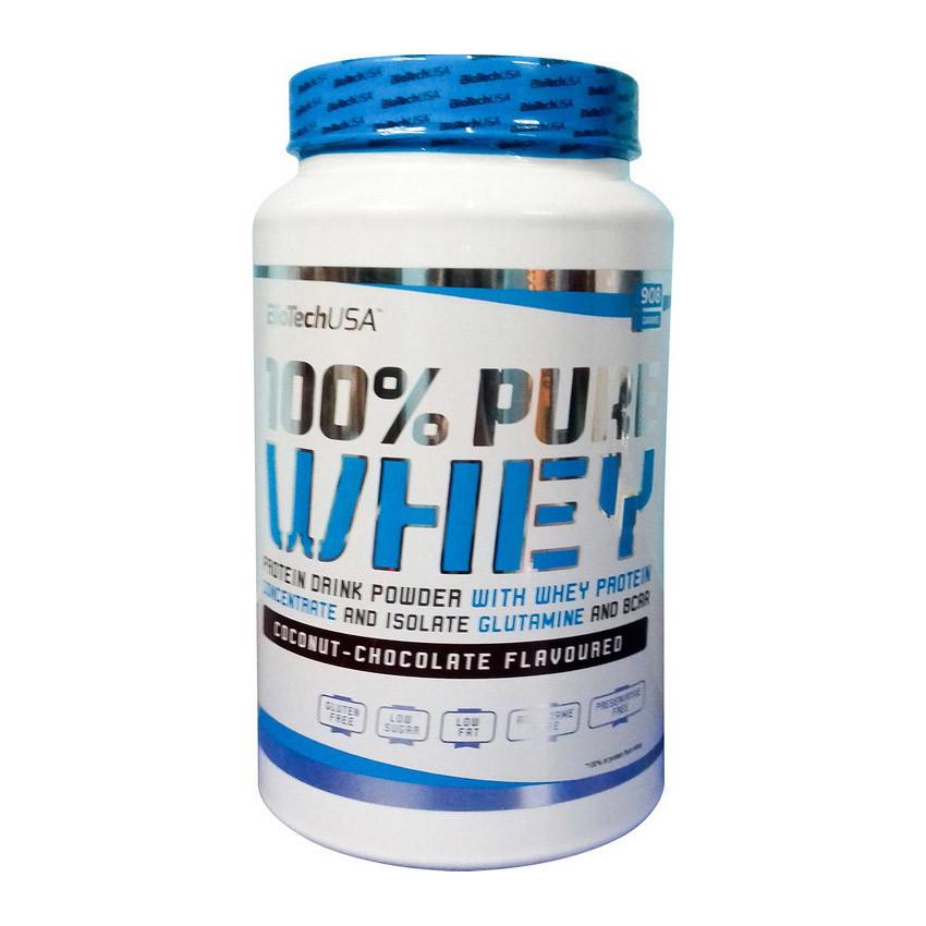 Протеин 100% Pure Whey (908 г) пур вей
