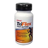 Для суставов и связок GNC TriFlex Fast-Acting (28 капс) гнс трифлекс фаст-эктинг