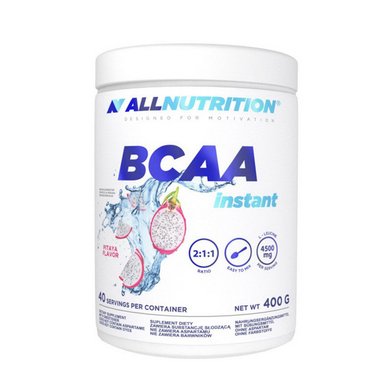 БЦАА AllNutrition BCAA Instant (400 г) алл нутришн cranberry
