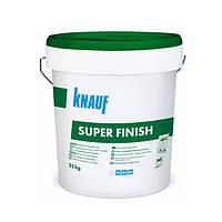 Шпаклевка Кнауф (Knauf) SuperFinish, 25 кг
