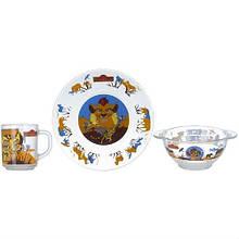 Набор детской посуды 3пр. ОСЗ Disney Лев хранитель Н.1914;1335;9944ДЗ ЛевХр.