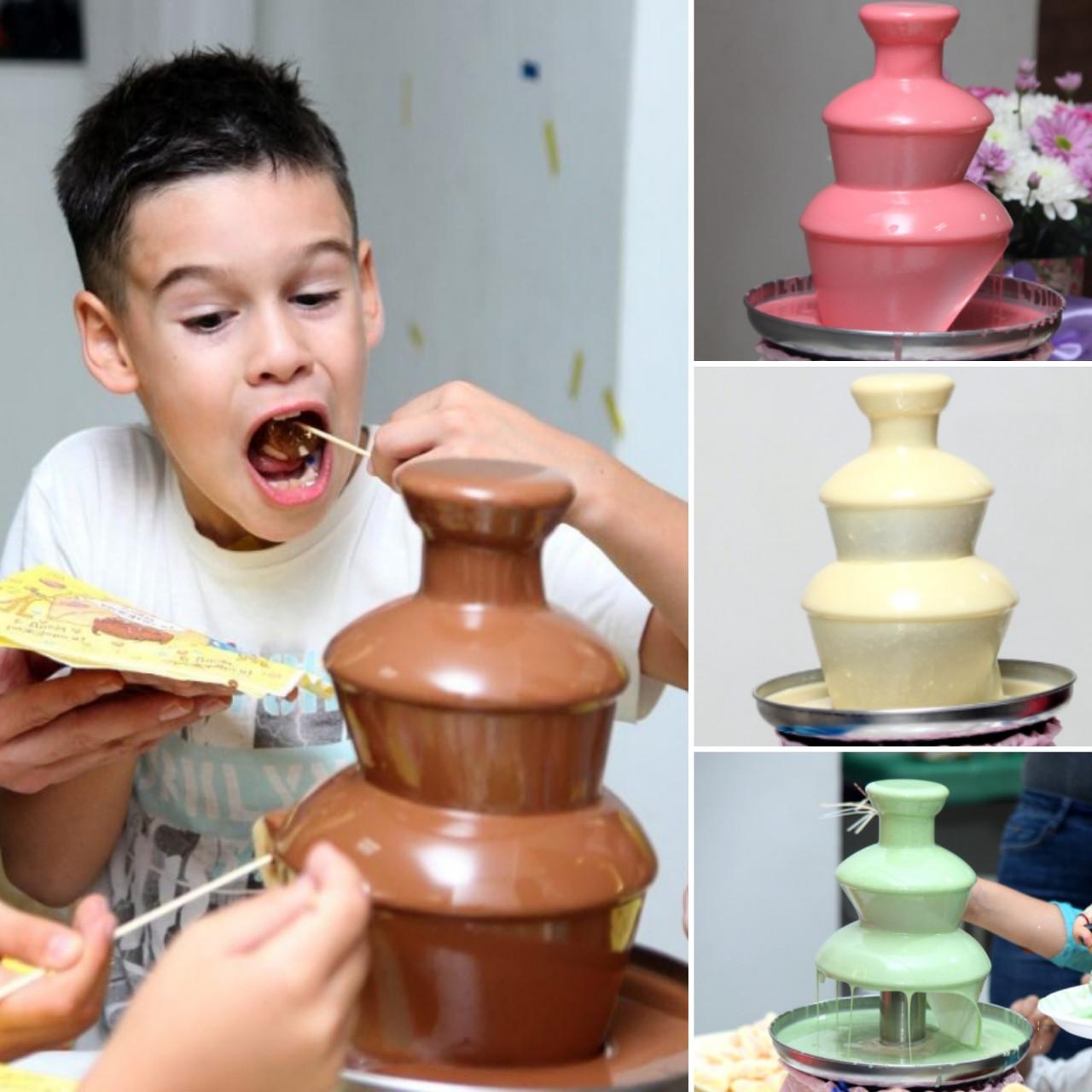 Шоколадный фонтан на Вашем празднике в Николаеве