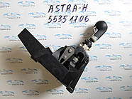 Кулиса, рычаг КПП 6ступка Astra H, Астра Н 55351706