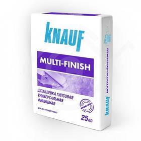 Шпаклевка гипсовая Кнауф (Knauf) Мульти-Финиш, 25 кг