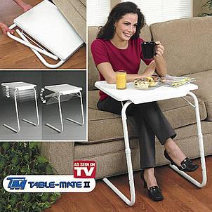 Столик складной универсальный Table-Mate II, фото 2