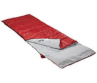 Одноместный спальный мешок Camping Rest (красный и синий), фото 1