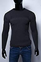 Свитер мужской Figo 10106_4 темно-серый