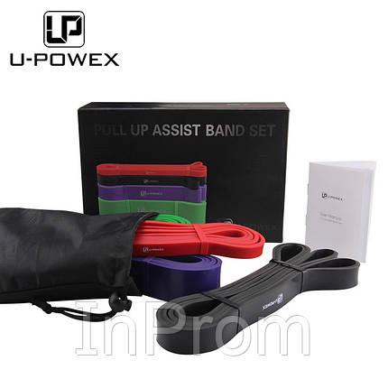 Фитнес петли U-Powex (Комплект из 4 штук), фото 2