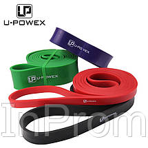 Фитнес петли U-Powex (Комплект из 4 штук), фото 3