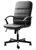 Рабочий стул черный TORKEL
