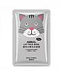 Питательная маска для лица Bisutang Animal Cat Face Mask, фото 3