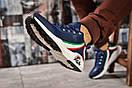 Кроссовки мужские  Fila Wade Running, синие (14543) размеры в наличии ► [  42 43 44 45  ], фото 5