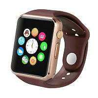 Умные смарт-часы Smart Watch UWatch A1 Gold