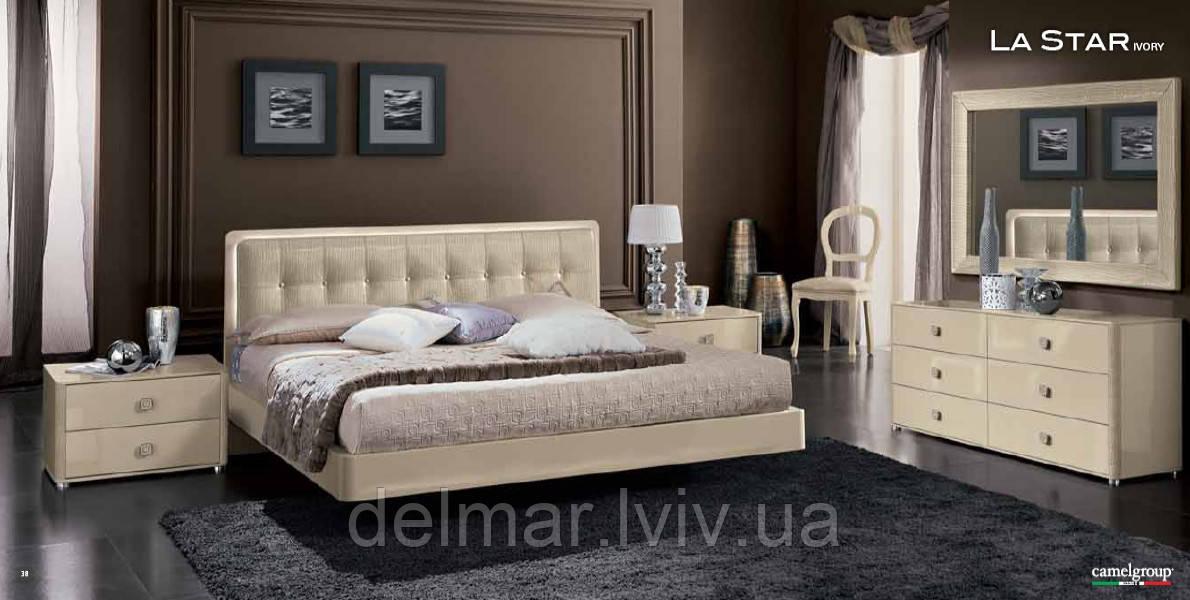 """Спальня """"La STAR ivory"""" (ITALY)"""