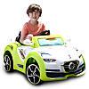 Детский электромобиль HONDA Sport SX 1318: 12V, 6 км/ч , Салатовый, купить оптом