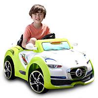 Детский электромобиль HONDA Sport SX 1318: 12V, 6 км/ч , Салатовый, купить оптом, фото 1