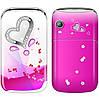 Nokia W666 мобильный телефон для девочек,на 2 сим карты, Bluetooth.