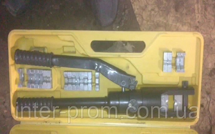 Пресс ручной гидравллический ПРГ-300, фото 2