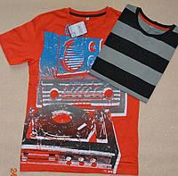 Набор футболок для мальчишек, Германия C&A