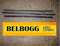 Уплотнительная резинка стекла передней правой двери б/у Brilliance BS6, Бриллианс М1