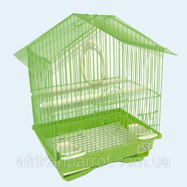 Клетка для попугая.20*23*40см