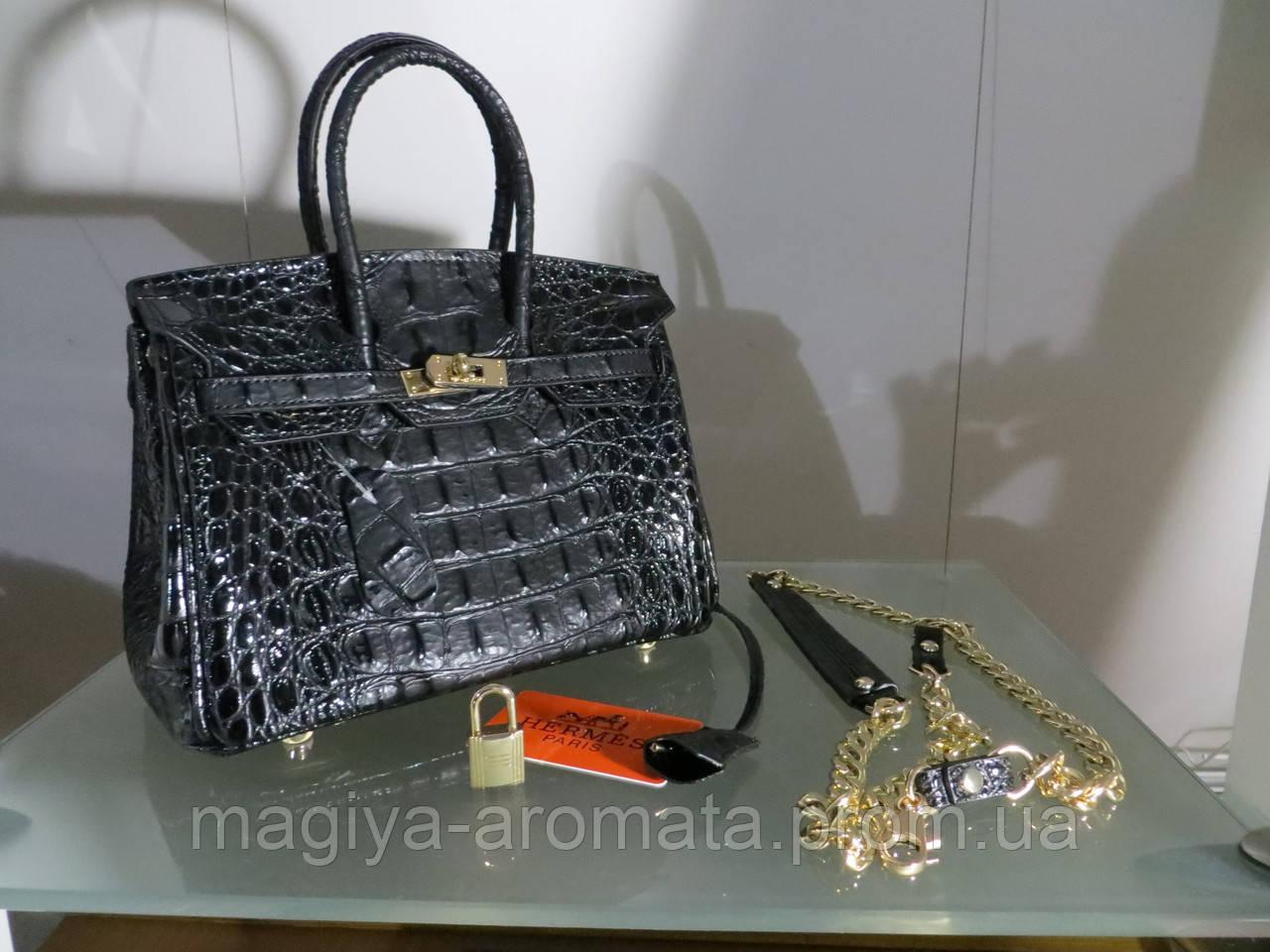 7c0c1ddc2f2d Женская сумка Hermes Биркин черная 20см Original quality - Магия Аромата -  Парфюмерия, Брендовые Сумки