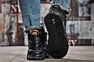 Кроссовки женские Nike Air Uptempo, черные (14771) размеры в наличии ► [  36 37 39 41  ], фото 3