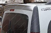 Спойлер Renault Kangoo 2 распашенка (задний спойлер на Рено Кангу 2 две двери)