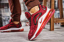 Кроссовки мужские Nike Air 720, бордовые (15383) размеры в наличии ► [  41 (последняя пара)  ], фото 4