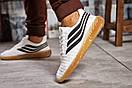 Кроссовки мужские Adidas Sobakov, белые (15402) размеры в наличии ► [  41 44 45  ], фото 4