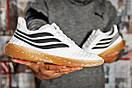 Кроссовки мужские Adidas Sobakov, белые (15402) размеры в наличии ► [  41 44 45  ], фото 6